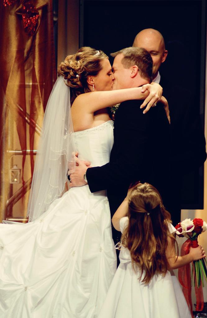 Los Angeles Wedding Photo