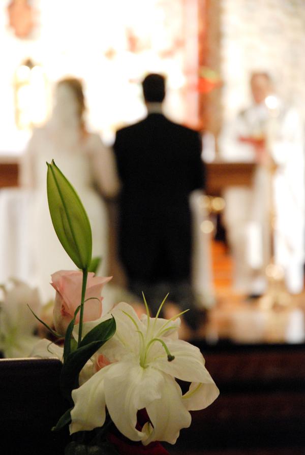 LA Wedding Photo